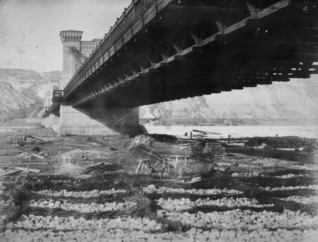 1853 лівобережні берегові укріплення