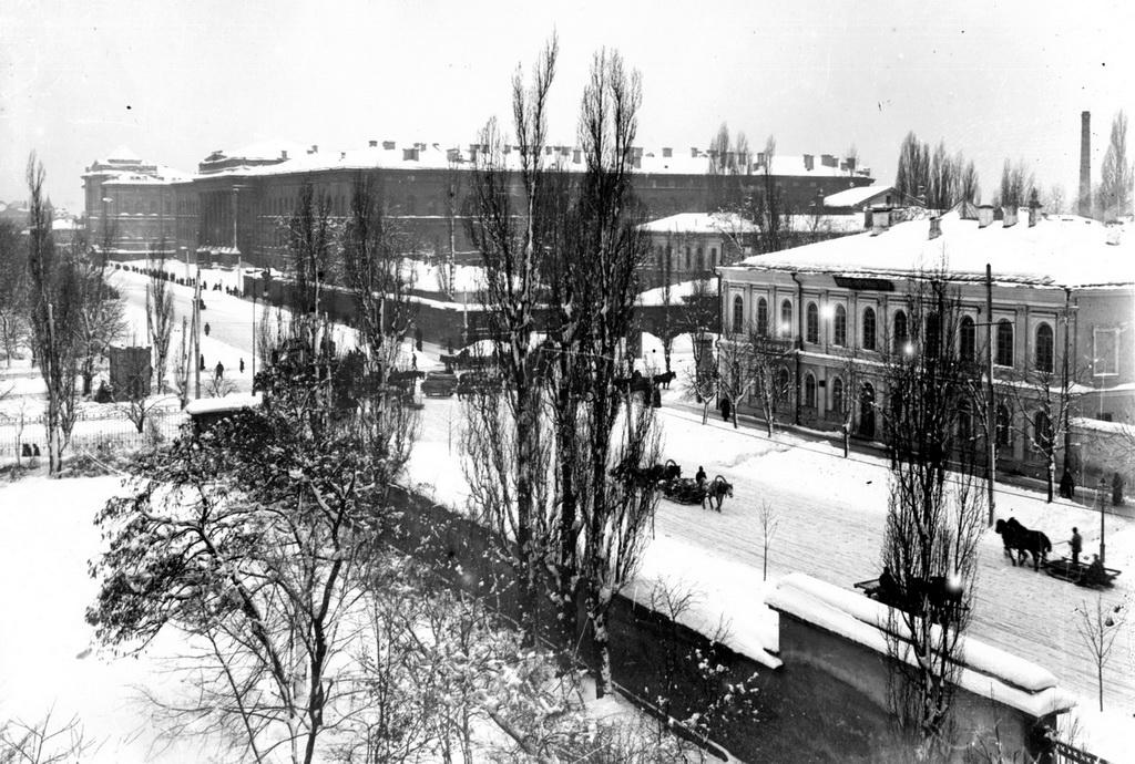 Київські зими